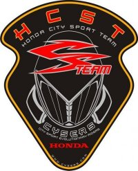 Logo HCST Honda City Sport Team