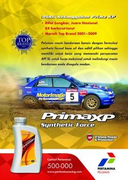 Poster PrimaXP