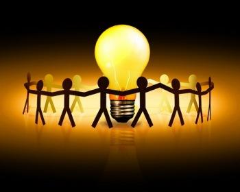 Lightbulb People